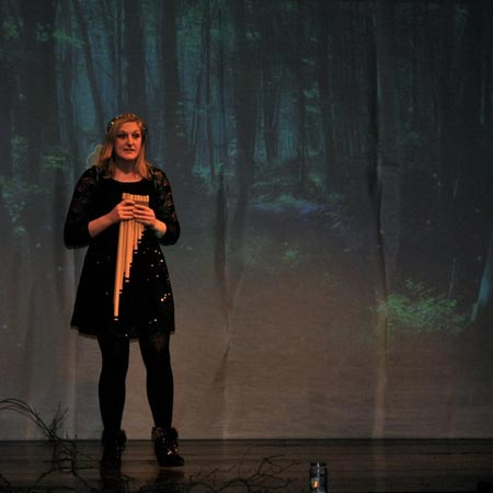 Holly Cook – 'Fifes and Fairytales' – Toynbee Hall, February 2015