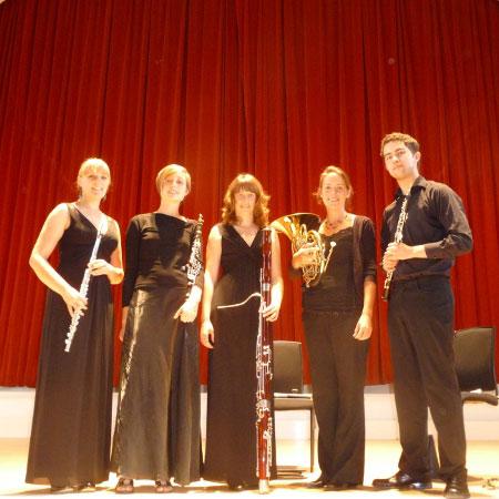 Vesuvio Wind Quintet